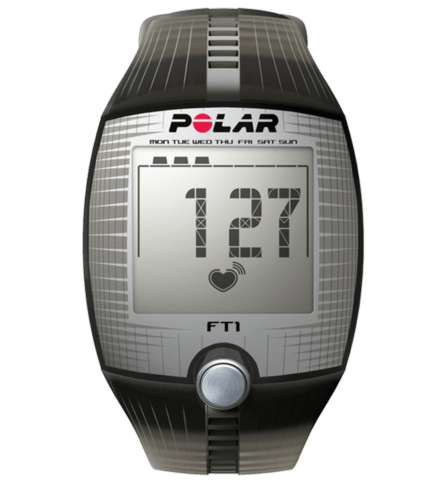 Polar FT1 basic heart rate monitor hrm