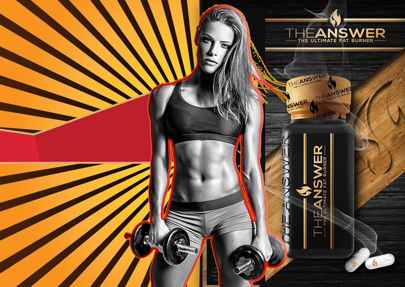 The-Answer ® The Ultimate Fat Burner