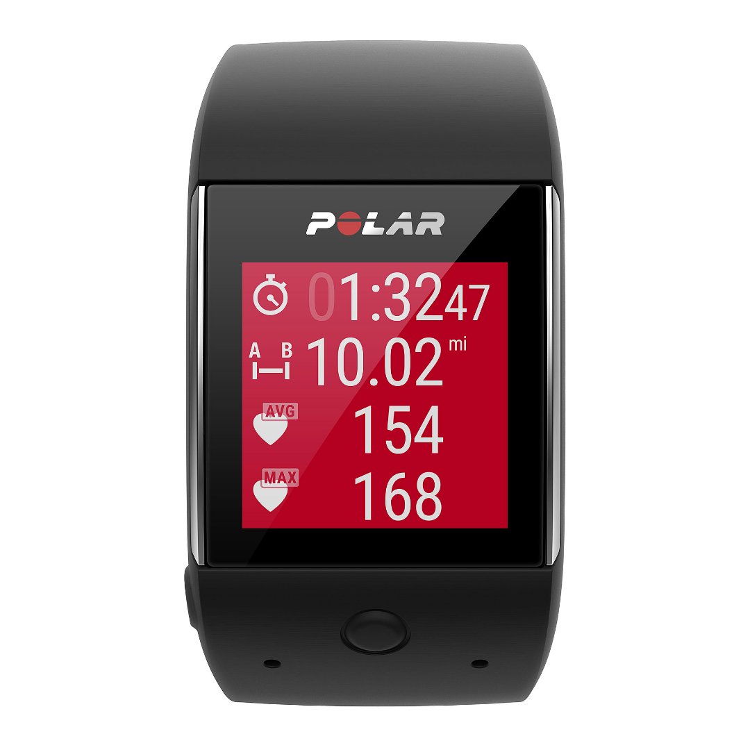 Polar M600 GPS Watch Black