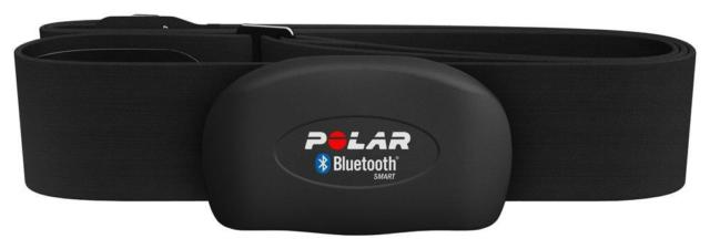 polar h7 bluetooth heart rate strap and transmitter