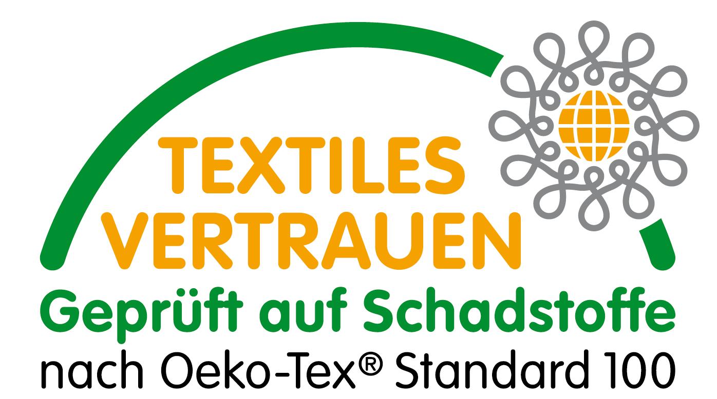 OEKO tex 100 standard minky mooh textiles vertrauen geprüft Institut.png