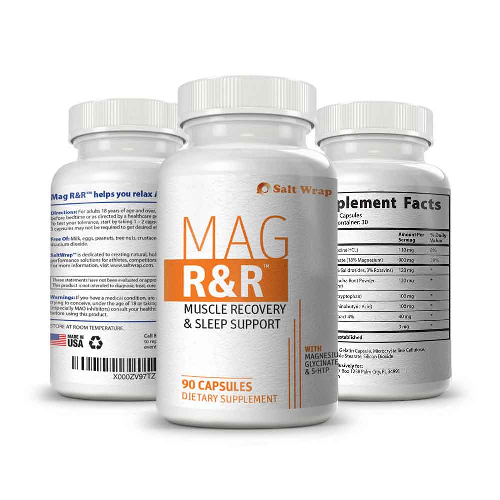 Mag R&R nighttime muscle relaxer