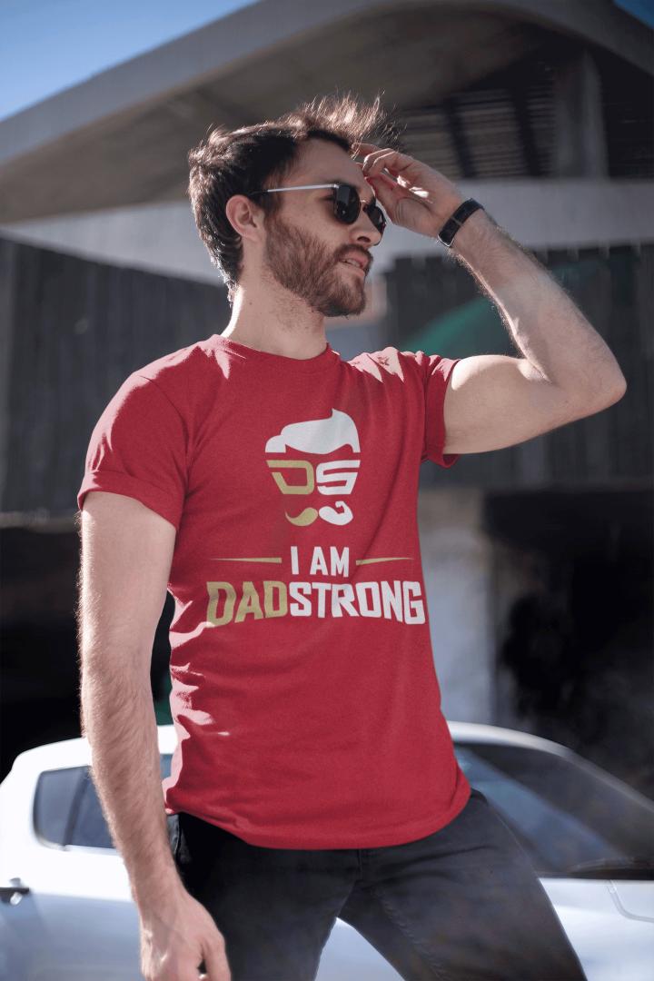 dadstrong shirt