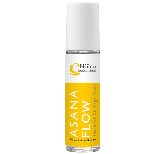 Asana Flow Yoga Essential Oil Roll-on