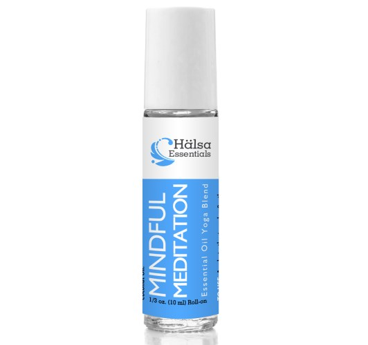 Mindful Meditation Yoga Essential Oil