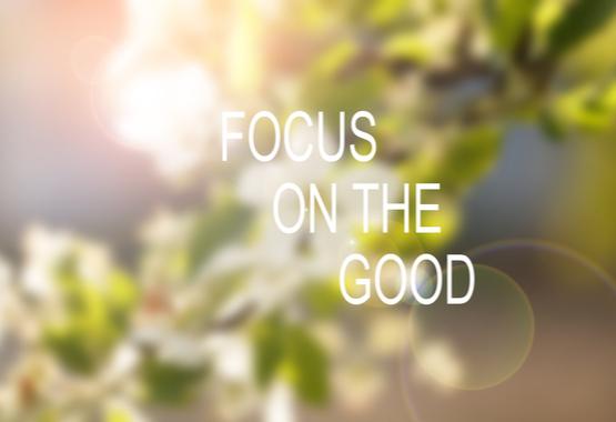 Focus op je pluspunten
