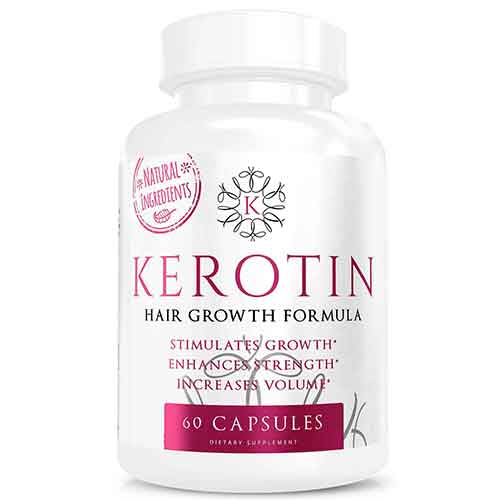 Kerotin Hair Care - Ingredients