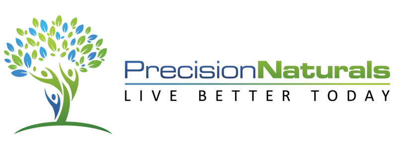 Precision Naturals - Live Better Today