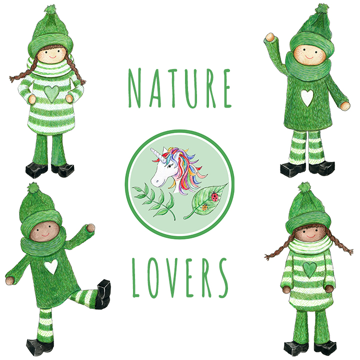 Nature Lover Kindness Elves