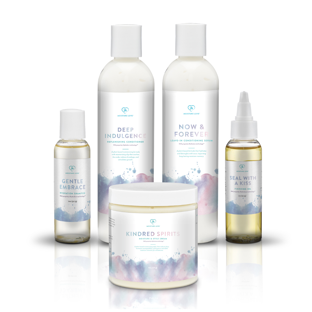 Hydration & Moisture 5 Piece Bundle