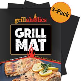 Grill Mat 3-Pack