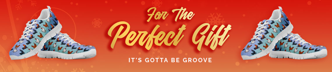 For the perfect gift, it's gotta be groove