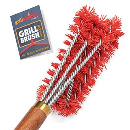 Pro Grill Brush Nylon