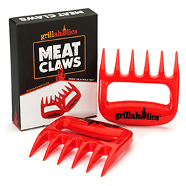 Meat Claws Red