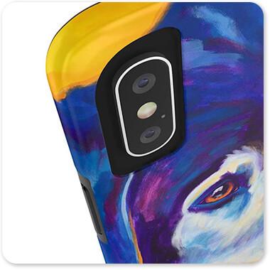 Dogs Collection Kenobi - Tough Cell Phone Case