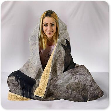 GypsyHorse Collection - Hooded Blanket v1.2