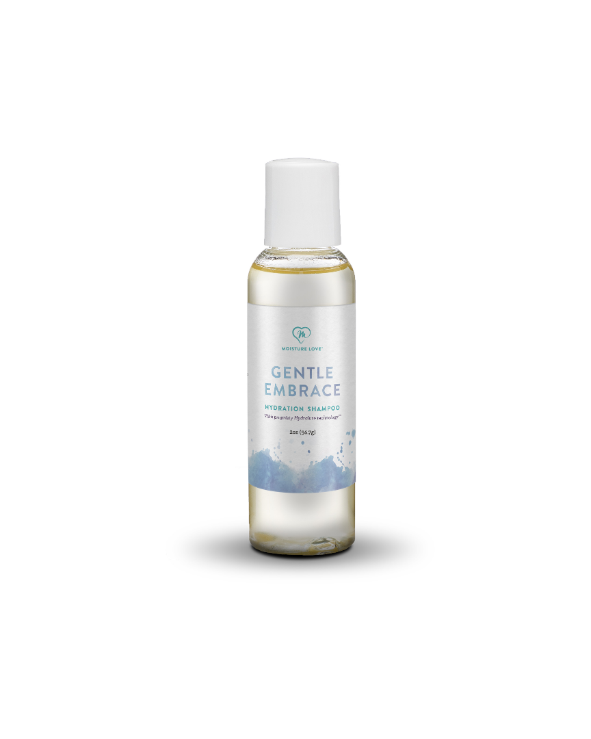 GENTLE EMBRACE HYDRATION SHAMPOO, 2OZ