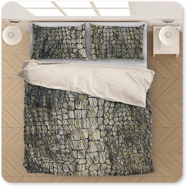 Animal Patterns Collection v1.3-A - Duvet Bedding Set Leopard, Tiger, Zebra, Cheetah, Snake print patterns