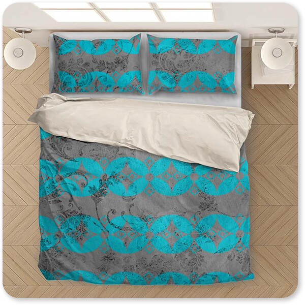 Patterns Collection Gypsy Collection Surface Pattern v1.17 - Duvet Bedding Set