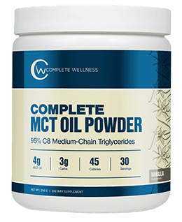 Complete MCT Oil Powder