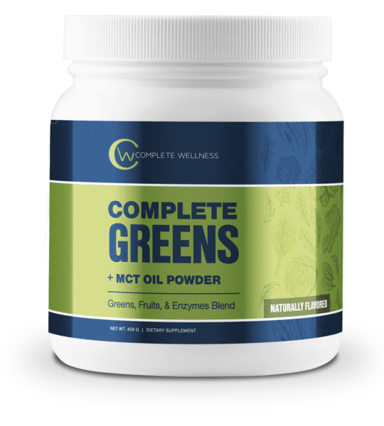 Complete Greens + MCTs