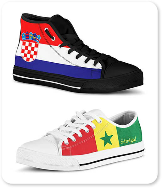Shoes of the World