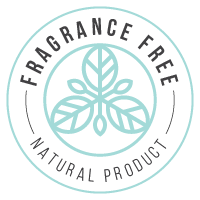 fragrance free natural product