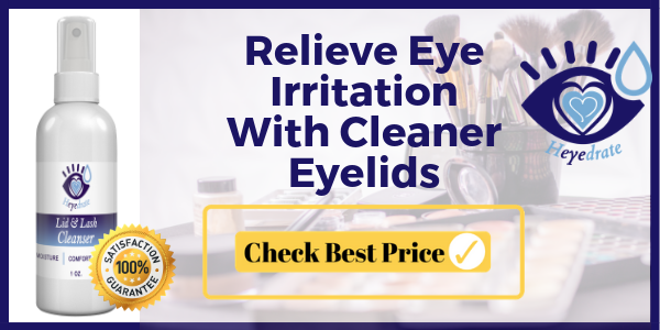 Heyedrate Eyelid and Eyelash Cleanser