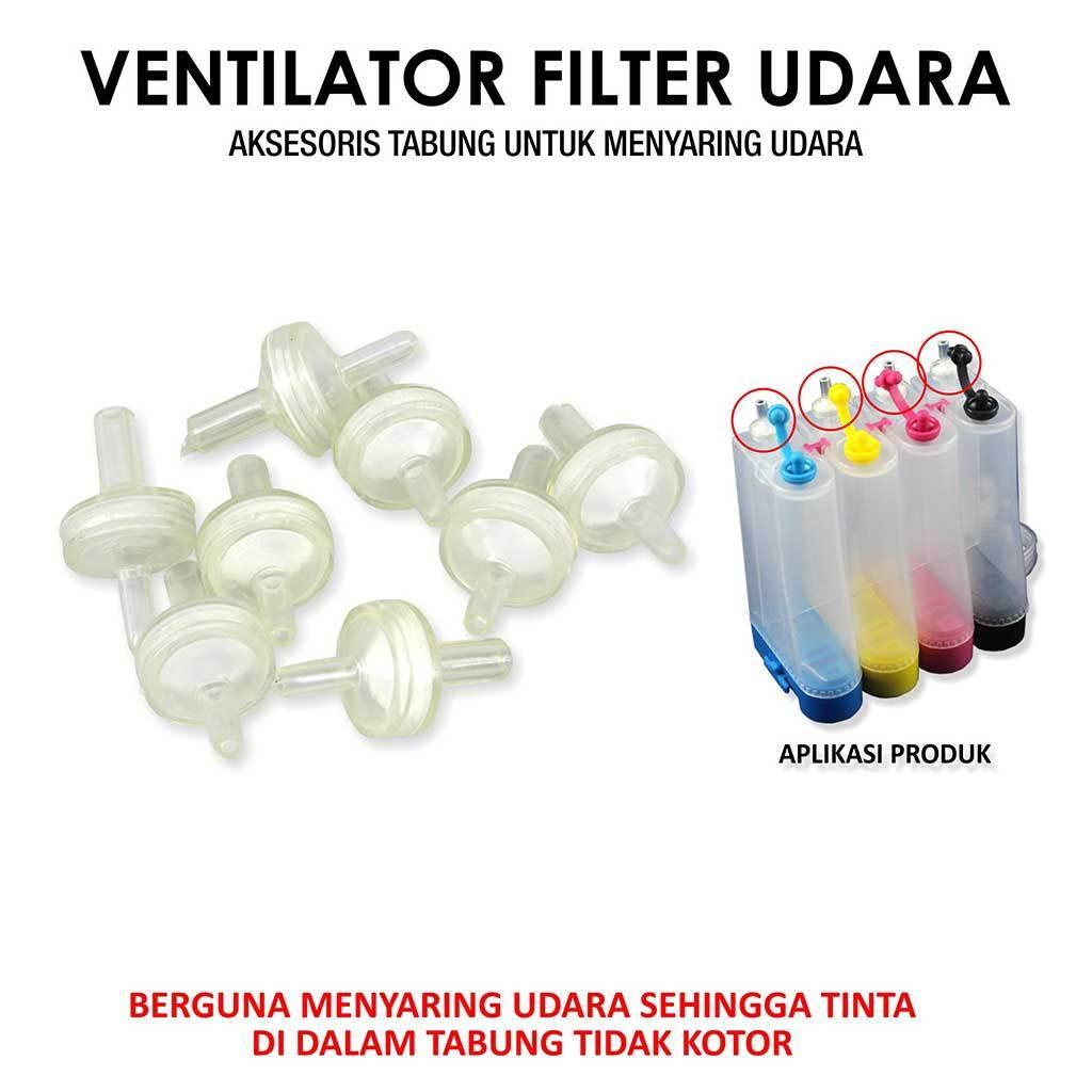 Ventilator Filter Udara