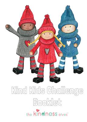 Kind Kids Challenge Booklet