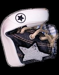 Flexible, Soft Sole Shoes