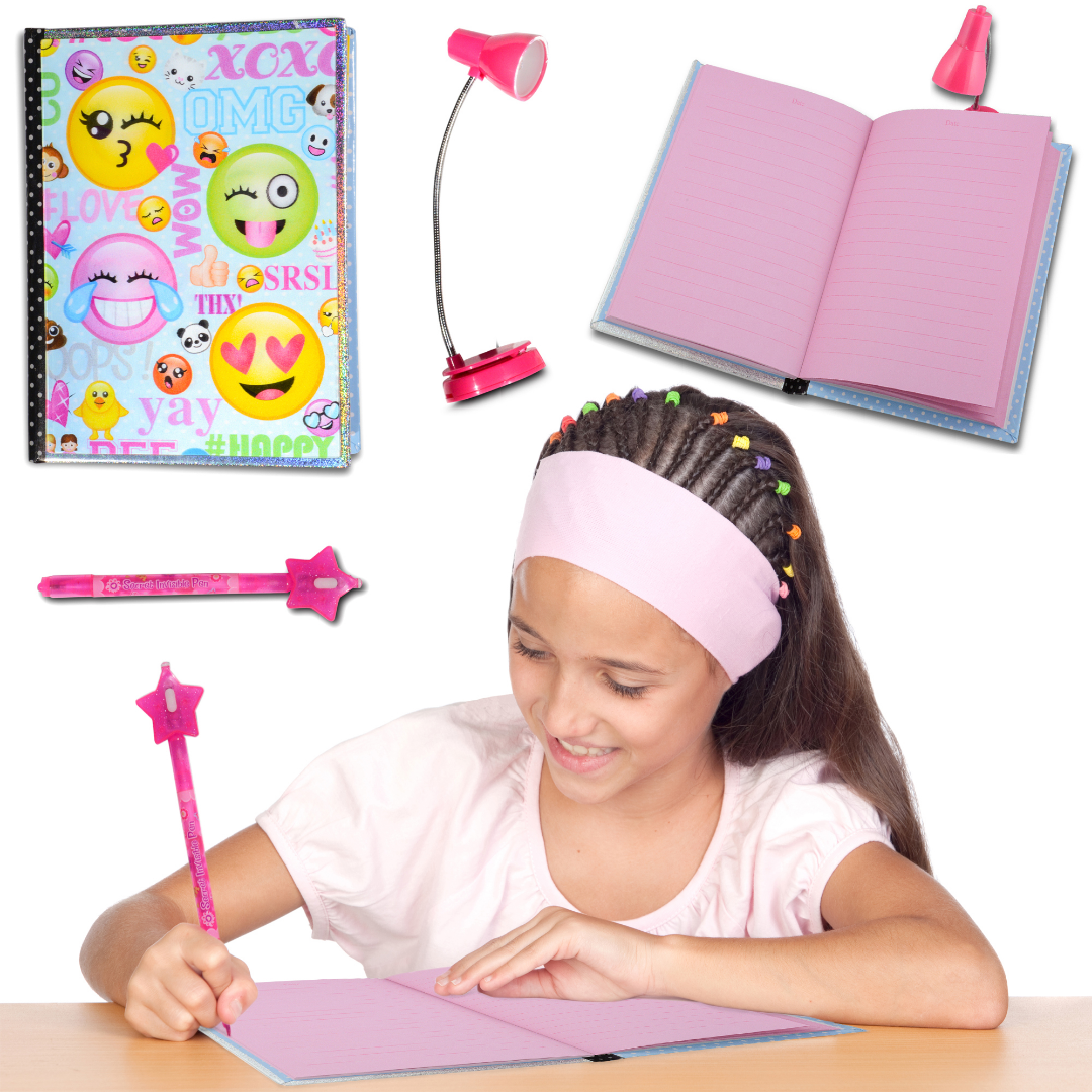 SMITCO Diary Set For Girls