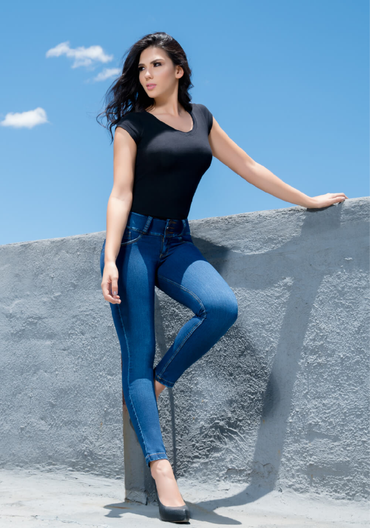 CORA - Push Up Jean by CYSM