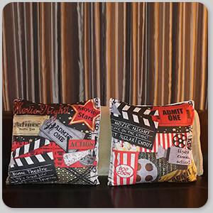 AllTypeSupply.com HAPPY CUSTOMER TESTIMONIAL Social Proof - Home Movie Theater - Pillows - 4 Designs Home Movie v1, Home Movie v2, Movie Night v1, and Movie Night v2