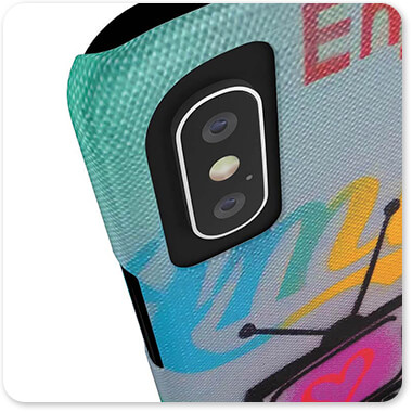 Abstract Graffiti Artist Collection Enjoy America - Classic Tough Slim Cell Phone Case