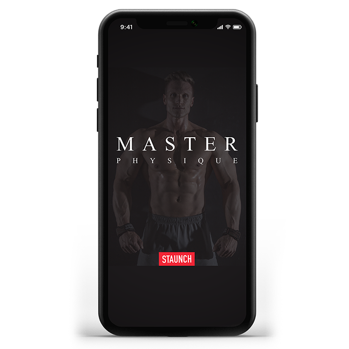Master Physique Stack 8 Week Program