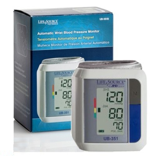 UB351 Wrist Blood Pressure