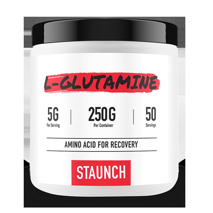 STAUNCH L-GLUTAMINE