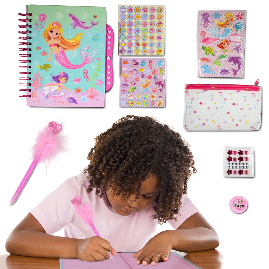SMITCO Scrapbook Kit for Girls