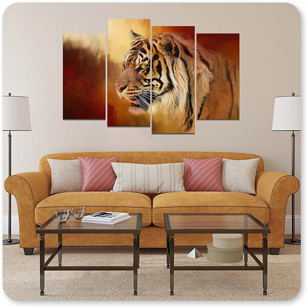 Jai Johnson Artist Collection Greeting November - Multi-piece Canvas Art - 3 Designs - EXPRESS DELIVERY!