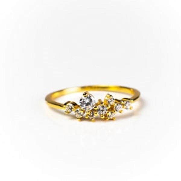 Sasha Sparkle Ring