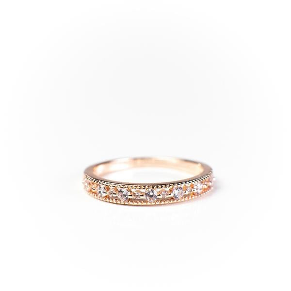 Joyce Layered Stack Ring
