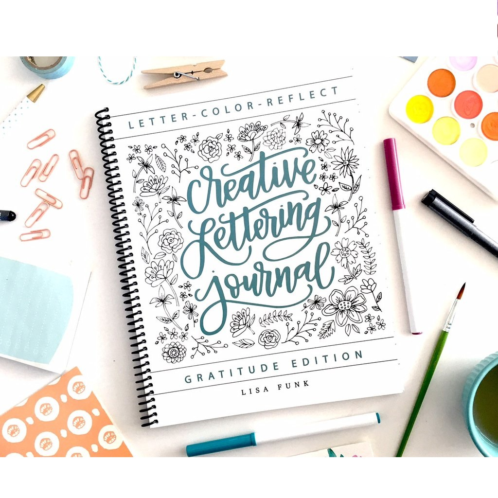 The Creative Lettering Journal