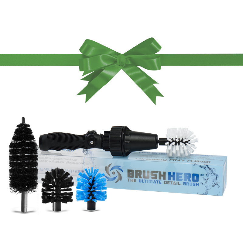 Brush Hero Mini Gift Set
