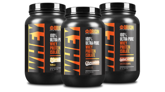 Origin Whey Variety Pack