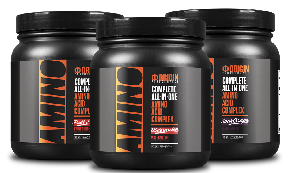 Origin Amino Variety Pack