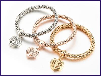 TOL Heart Bracelet