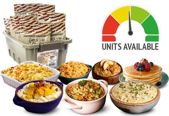 2-Week Emergency Food Supply