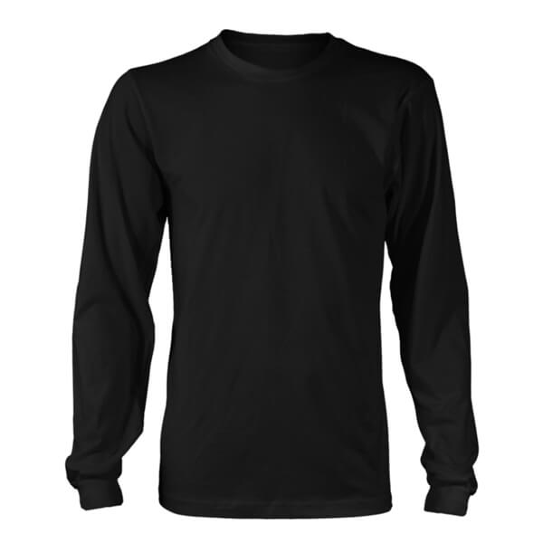 Sizing Measurements Charts - Apparel - District Long sleeve