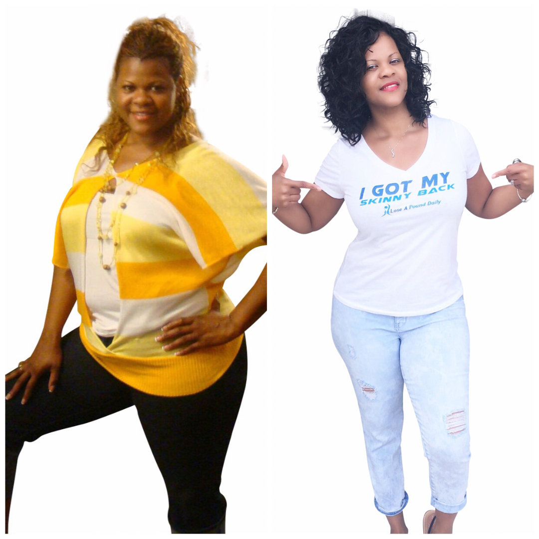 Maleika Milli Lose A Pound Daily weight loss Keto Body Snap Back